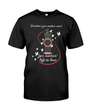 Freedom Is Just Another World Classic T-Shirt thumbnail