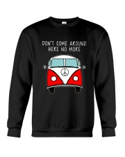 Dont Come Around Here No More Crewneck Sweatshirt thumbnail