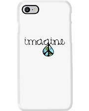 Imagine Peace Hippie Phone Case i-phone-7-case
