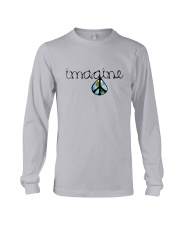Imagine Peace Hippie Long Sleeve Tee thumbnail