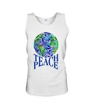 Teace Peace Unisex Tank thumbnail