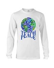 Teace Peace Long Sleeve Tee thumbnail