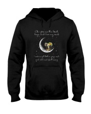 Give Me The Beat Hooded Sweatshirt front