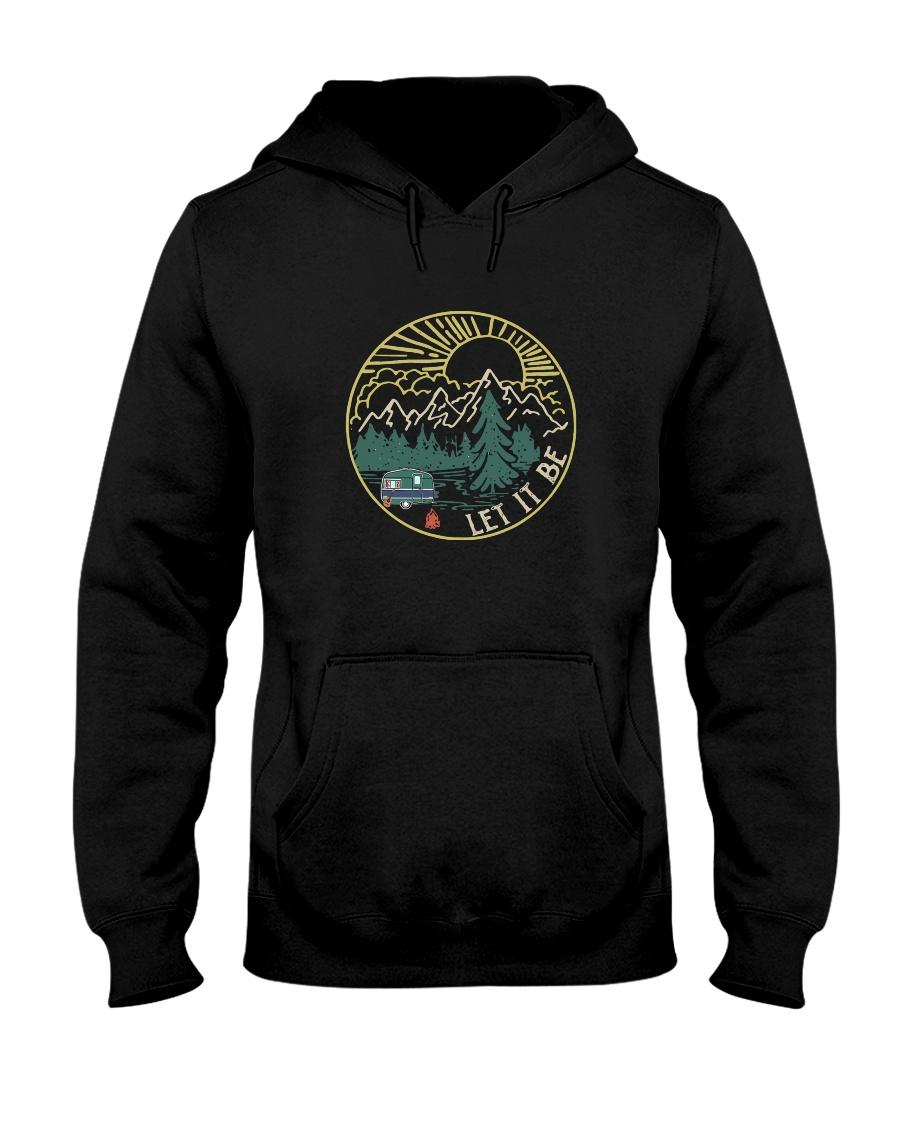 Let It Be 1 Hooded Sweatshirt