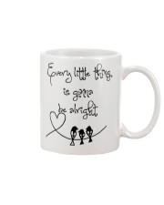 Every Little Thing Is Gonna Be Alright Hippie  Mug thumbnail