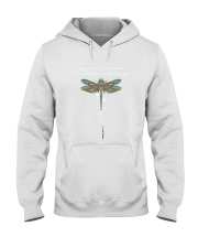 Touch Dragonflies And Star Hooded Sweatshirt thumbnail
