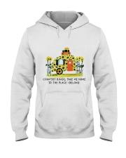 Country Roads Take Me Home Hooded Sweatshirt thumbnail
