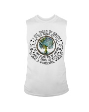 What A Wonderful World Sleeveless Tee tile