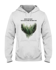 Into The Forest 2 Hooded Sweatshirt thumbnail