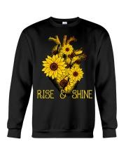 Rise And Shine Crewneck Sweatshirt thumbnail