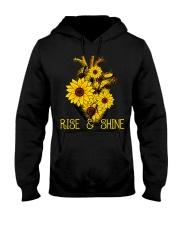 Rise And Shine Hooded Sweatshirt thumbnail