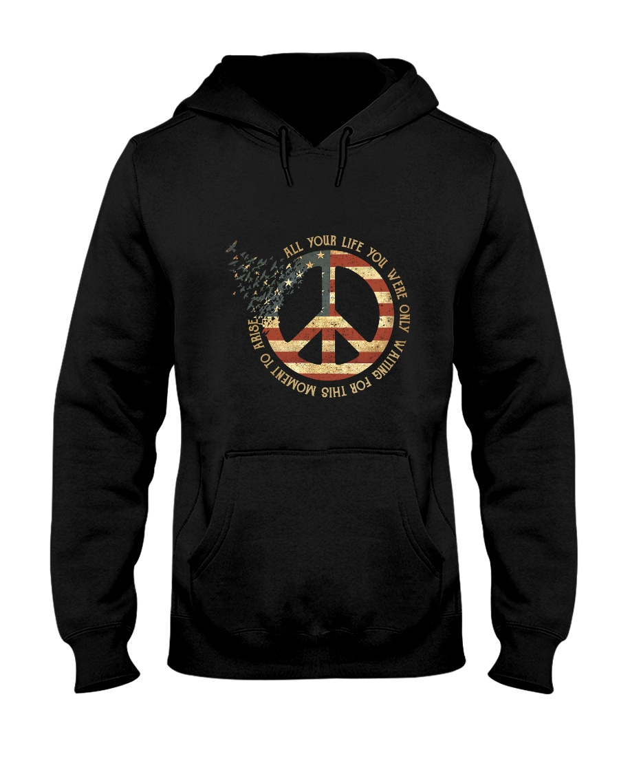 All Your Life Hooded Sweatshirt