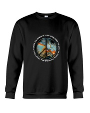 The Power Of Love Crewneck Sweatshirt thumbnail