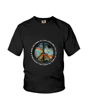 The Power Of Love Youth T-Shirt thumbnail
