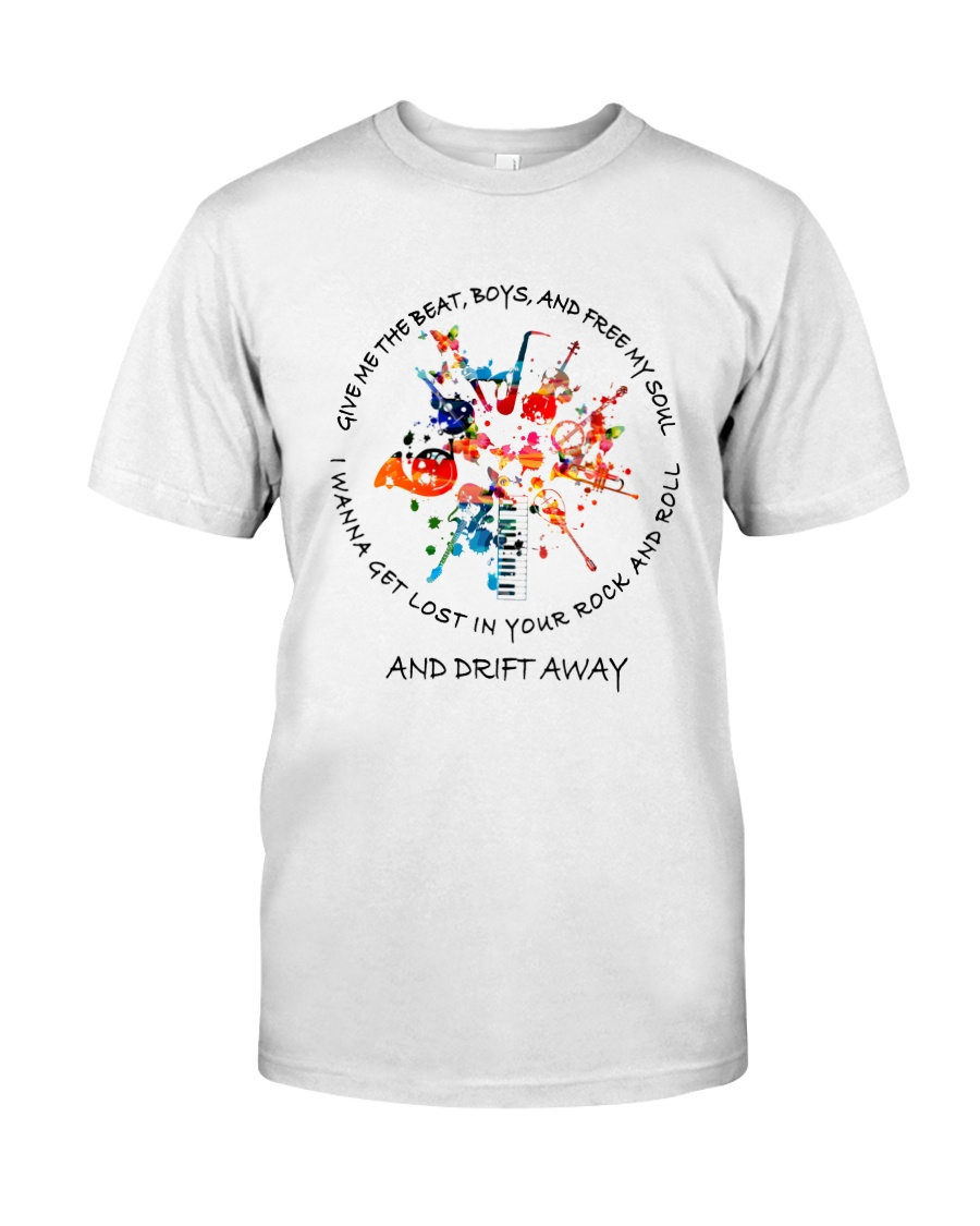 Give Me The Beat Classic T-Shirt