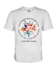 Give Me The Beat V-Neck T-Shirt thumbnail