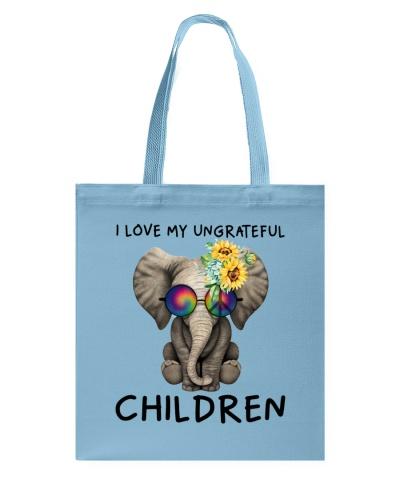 I Love My Ungrateful Children