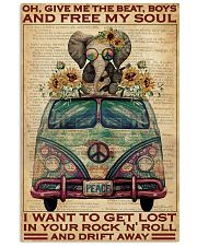 I Want To Get Lost 11x17 Poster front