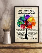 And I Think To Myself 11x17 Poster lifestyle-poster-3