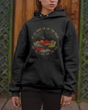 We All Shine On Like The Moon Hooded Sweatshirt apparel-hooded-sweatshirt-lifestyle-front-03
