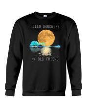 Hello Darkness My Old Friend 2 Crewneck Sweatshirt thumbnail
