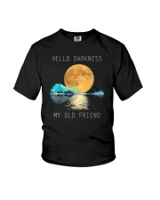 Hello Darkness My Old Friend 2 Youth T-Shirt thumbnail