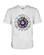 I Am Storm V-Neck T-Shirt thumbnail