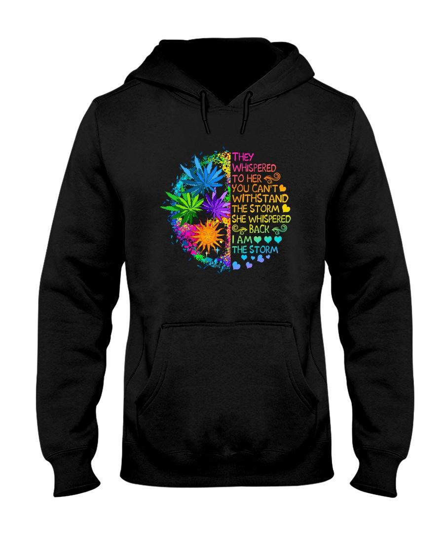 I Am The Storm Hooded Sweatshirt