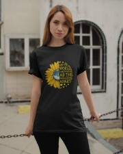 The World Came Together Classic T-Shirt apparel-classic-tshirt-lifestyle-19
