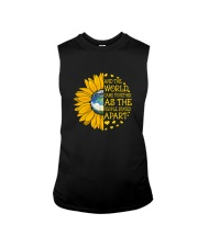 The World Came Together Sleeveless Tee thumbnail
