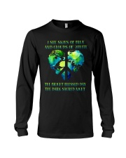 I See Skies Of Blue And Clouds Long Sleeve Tee thumbnail
