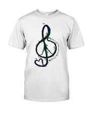 Take A Sad Song And Make It Better Classic T-Shirt thumbnail