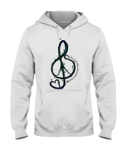 Take A Sad Song And Make It Better Hooded Sweatshirt front