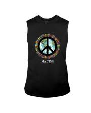 Imagine Peace Sleeveless Tee thumbnail