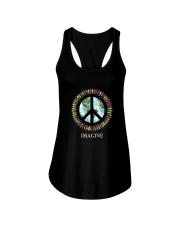 Imagine Peace Ladies Flowy Tank thumbnail