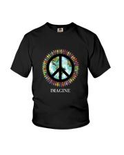 Imagine Peace Youth T-Shirt thumbnail