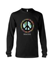 Imagine Peace Long Sleeve Tee thumbnail