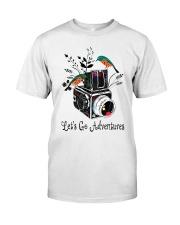 Lets Go Adventure Classic T-Shirt front