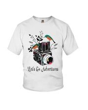 Lets Go Adventure Youth T-Shirt thumbnail