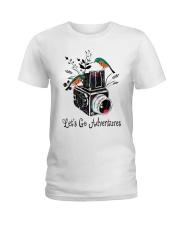 Lets Go Adventure Ladies T-Shirt thumbnail
