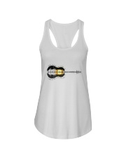 Lost In Your Rock And Roll Ladies Flowy Tank thumbnail