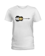 Lost In Your Rock And Roll Ladies T-Shirt thumbnail