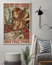Among The Wildflowers 11x17 Poster lifestyle-poster-1