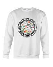 I See Trees Of Green Crewneck Sweatshirt thumbnail