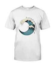Learn To Surf Classic T-Shirt front