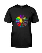 On A Dark Desert Highway 1 Classic T-Shirt thumbnail