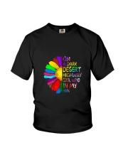 On A Dark Desert Highway 1 Youth T-Shirt thumbnail
