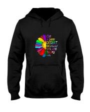 On A Dark Desert Highway 1 Hooded Sweatshirt front