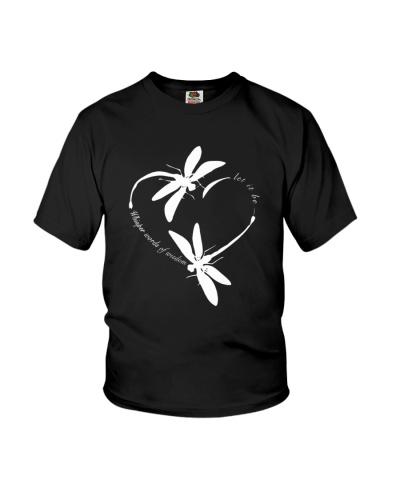 Whisper Words Of Wisdom Butterfly Heart Sign