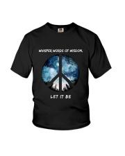 Let It Be 2 Youth T-Shirt thumbnail